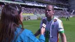 """""""Vamos corrigir as falhas"""", diz Tiago Luis, que garante permanência no Coelho"""
