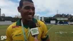 """Lambiru não se garante no Capixabão 2017 e enaltece empenho do Tupy: """"Somos família"""""""