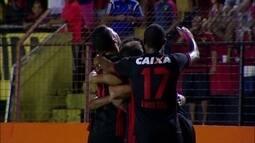 Gols de Sport 5 x 1 Chapecoense, pela 11ª rodada do Brasileirão