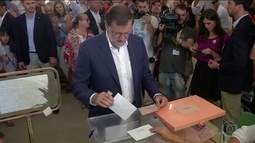 Partido Popular vence as eleições parlamentares na Espanha
