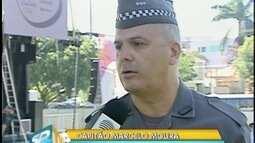 Polícia Militar dá dicas de segurança durante a passagem da tocha