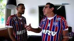 """TV Bahêa - Campanha """"Juntos Voltaremos"""" reune jogadores, ídolos e torcedores do Bahia"""