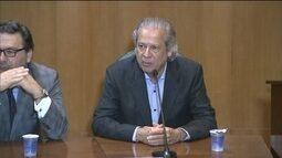 Ministério Público Federal faz nova denúncia contra José Dirceu e Renato Duque