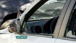 Quatro pessoas são baleadas por agentes segurança em quatro dias na capital