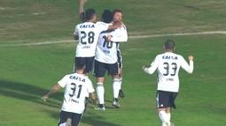 O gol de Coritiba 1 x 0 Atlético-PR pela 12ª rodada do Brasileirão