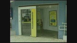 Quatro são presos em Criciúma suspeitos de aplicarem golpes em bancos