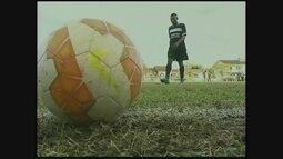 Imigrantes ganeses formam o primeiro time de futebol de imigrantes do Sul de SC