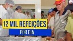 Restaurante Cidadão oferece há 12 anos cardápio da cidadania