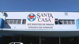 Santa Casa de São Sebastião do Paraíso (MG) fica sem atender pelo SUS