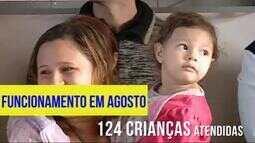 Creche Municipal Maria Pires Perillo é referência no Entorno do DF