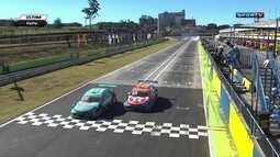 Com uma chegada eletrizante, Barrichello vence corrida 2 da Stock Car no GP de Cascavel