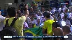 Brasil enfrenta a Bélgica na repescagem da Copa Davis