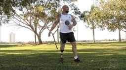 Mesmo sem índice à Paralimpíada, atleta de MS não desiste de sonho