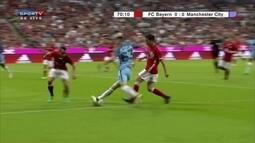 Melhores momentos: Bayern de Munique 1 x 0 Manchester City em amistoso internacional