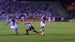 Gama e Santos se enfrentaram pela Copa do Brasil e decisão fica para o próximo jogo