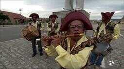Músicos lutam para garantir preservação das bandas de pífano