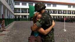 Militares do 28º Batalhão de Caçadores de Sergipe vão dar apoio nos Jogos Olímpicos