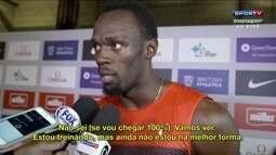 Usain Bolt estará nos Jogos Olímpicos do Rio de Janeiro