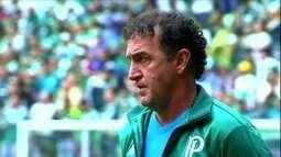 Agora no Palmeiras, Cuca reencontra Atlético-MG pela primeira vez desde que saiu do clube