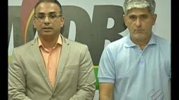 PMDB realizou convenção partidária para indicar Carlos Maneschy para prefeitura de Belém