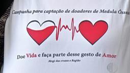 Campanha de doadores de medula óssea cadastra mais de 500 pessoas em Mogi