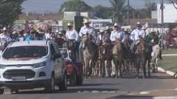Cavalgada da Expoari atrai mais de 1,5 mil participantes