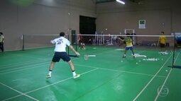 Atletas olímpicos se preparam em clubes de São Paulo