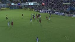 Veja os gols do jogo CRB X Paysandu