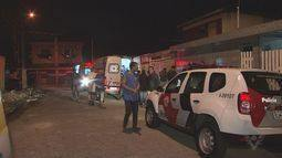 Vítima é baleada após suspeito roubar seu celular em São Vicente