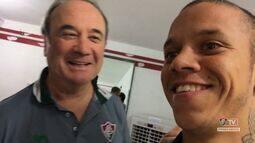 Flu TV - Bastidores de Fluminense x Cruzeiro