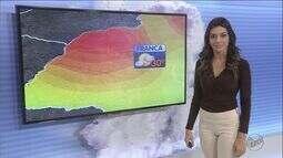 Confira a previsão do tempo para quarta-feira (27) na região de Ribeirão Preto