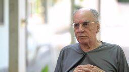 Série 'Retiro dos Artistas: 10 Vozes' traz o ator Armando Garcia