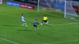 O gol de Botafogo 1 x 0 Bragantino pela terceira fase da Copa do Brasil