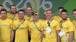 Delegação australiana volta a ocupar apartamentos da Vila Olímpica