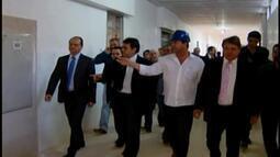 Ministro da Saúde cumpre agenda em Divinópolis