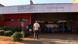 Famílias buscam vagas de UTI para pacientes em Goiânia