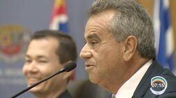 PEN oficializa Luiz Carlos de Oliveira como candidato a prefeitura de São José