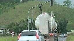 DNIT diz que não tem previsão para consertar semáforo apagado em Vargem Alta, no ES