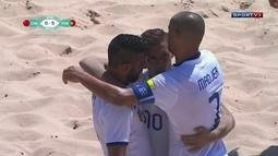 Os gols de Portugal 14 x 0 China pelo Mundialito de futebol de areia