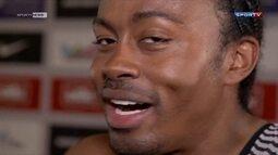 Campeão olímpico nos 110m com barreiras fica fora das Jogos por causa de problema de saúde