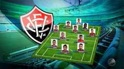 Após quatro jogos sem vencer, Vitória tem mudanças para jogo contra o Figueirense