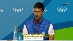 """Novak Djokovic se refere à Olimpíada como """"privilégio"""" e projeta desempenho na Rio 2016"""