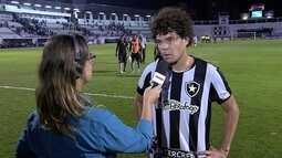 """Camilo, após derrota: """"Mais uma vez pecamos"""""""
