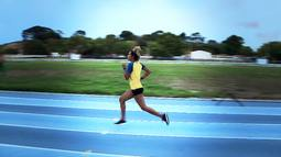 O início da carreira dos atletas Jailma Sales e Kleber Ramos - bloco 1