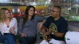 Dudu Nobre fala sobre sua relação com Rosângela Santos