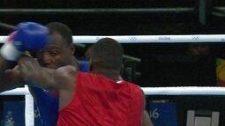 Félix Savon comenta desempenho do sobrinho Erislandy Savon no Rio 2016