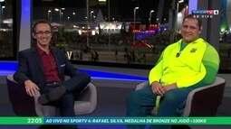 Rafael Baby fala sobre preparação para medalha nos Jogos Rio 2016