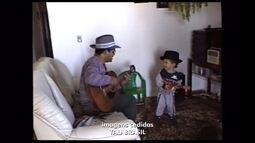 Tau Brasil e Augusto Cordeiro fazem dupla musical de pai e filho