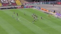 Melhores momentos de Fluminense 1 x 0 América-MG pela 20ª rodada do Brasileirão