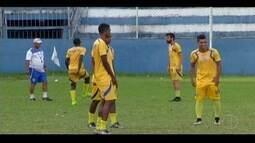 Goytacaz faz último treino antes da estreia na Copa Rio